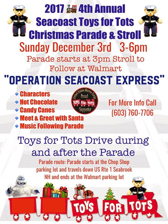 2017 Chicago Toys For Tots : Toys for tots route chicago wow