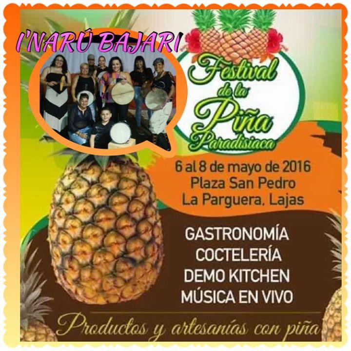 Festival de la pi a paradisiaca at la parguera lajas pr for Rio grande arts and crafts festival 2016