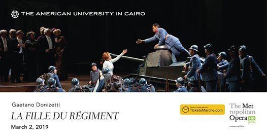 Metropolitan Opera La Fille du Rgiment