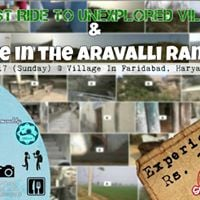BFast Ride to Unexplored Village &amp Lake in the Aravalli Range