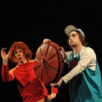Spectacle jeune public &quotLes kolos&quot Kindertheater &quotDie kolos&quot