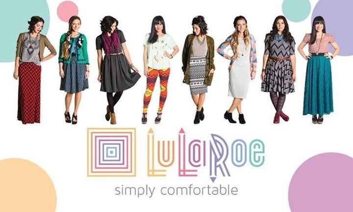 megans lularoe facebook pop up boutique at right here on facebook