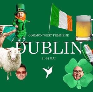 Common West temmne - Dublin