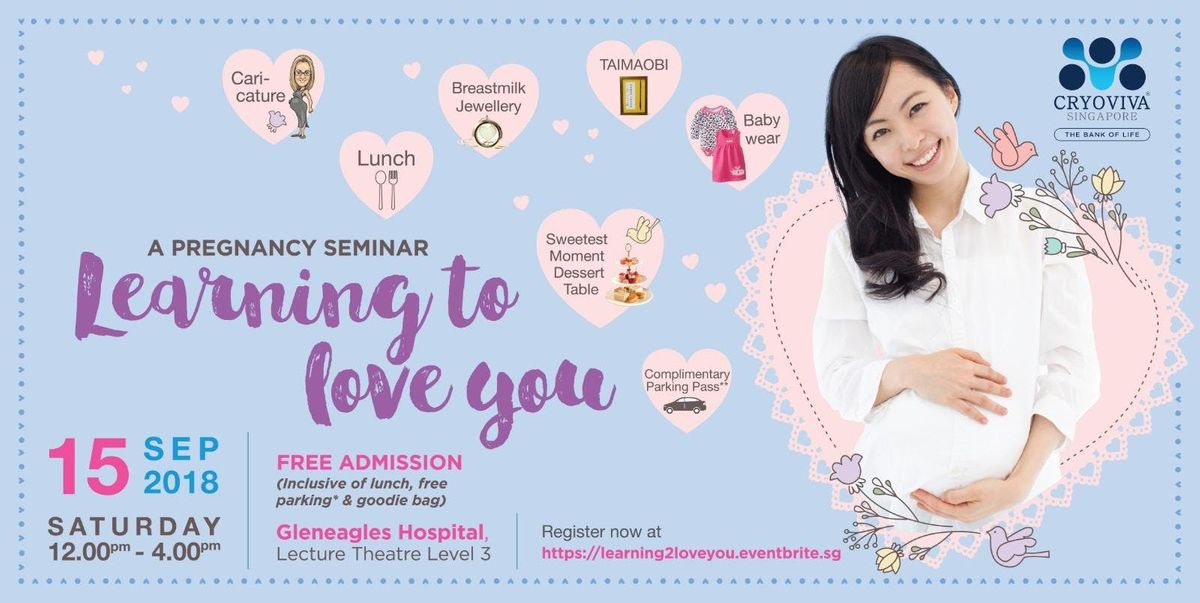 Learning to Love You - A Pregnancy Seminar