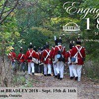 Engagement at Bradley 2018