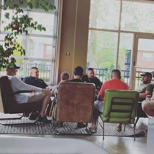 Camaraderie and Coffee with Veterans Club