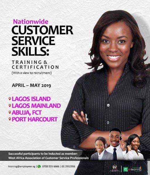 Nationwide Customer Service >> Nationwide Customer Service Skills Training Certification At