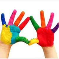 Parents &amp Tots Group Messy Play