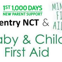 Baby First Aid Class (July)