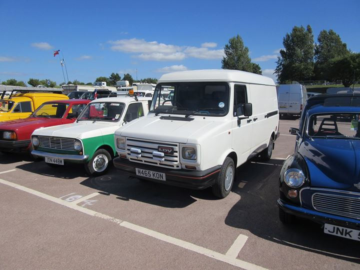 0dd5e015dd Classic Van   Pick Up Show at British Motor Museum