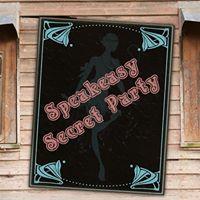 Speakeasy Secret Party