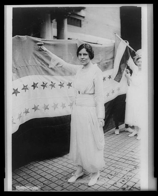 A History of Womens Suffrage