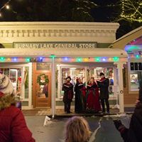 Heritage Christmas presented by Concord Pacific - Opening Day