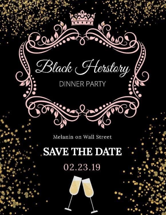 Black HerStory Dinner Party