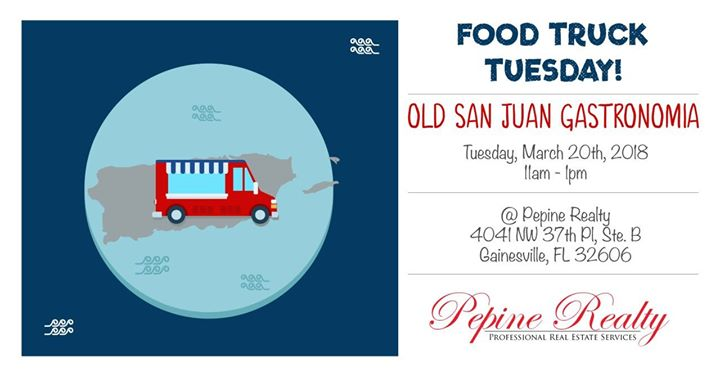 Old san juan food truck gainesville
