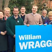 Campaign Day for Will Wragg MP and Sean Anstee