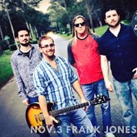 Frank Jones Band at Downtown Getdown