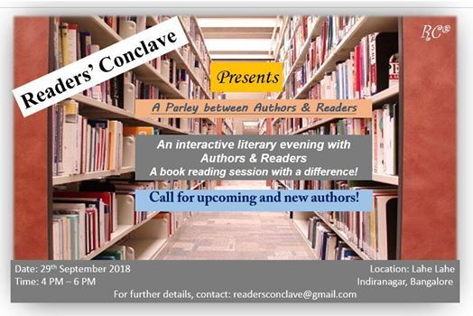 Readers Conclave Book Reading Session