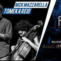 Nick Mazzarella &amp Tomeka Reid Duo