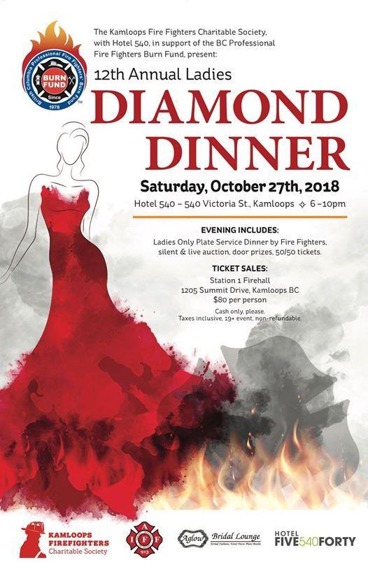 12th Annual Ladies Diamond Dinner