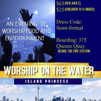 Endtime Harvest Presents Worship on The Water