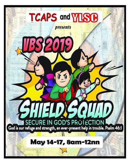 VBS Shield Squad 2019