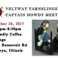 Veltway Yarnslingers 26 October 2017 Meet Up