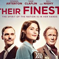 Their Finest film screening  Intro with author Lissa Evans