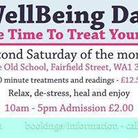Warrington WellBeing Day