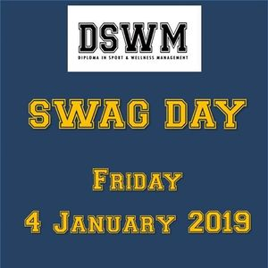 SWAG Day - The annual inter-class sports day for SW students