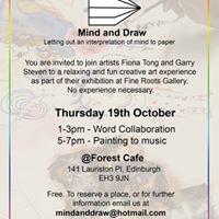 Mind and Draw - drawing workshop