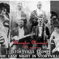 Storyville Stomp The Last Night In Storyville