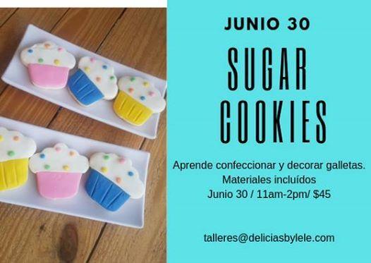 Sugar Cookies Adultos