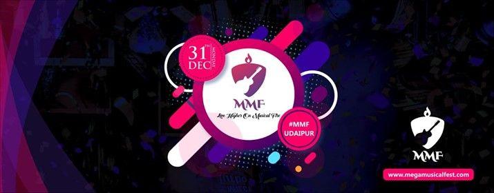 Mega Musical FEST 2018 - Udaipur