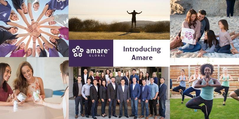 Welcome Home to Amare (February)