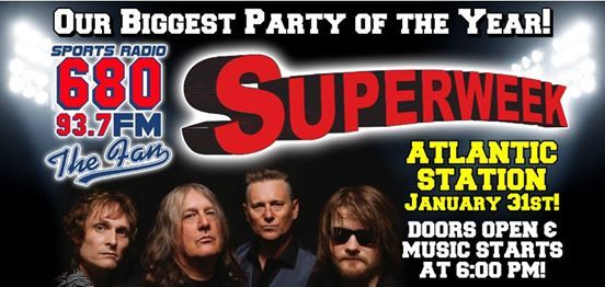 680 The Fans Superweek Tailgate