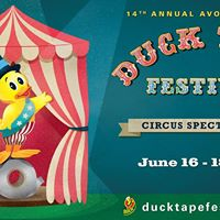 14th Annual Avon Heritage Duck Tape Festival