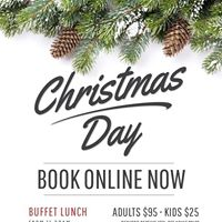 Book Now for Christmas Lunch