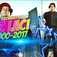 WE LOVE 2000-2017 PARTY - JUHSZ LACI a SRHZ SZOMBATon 0304