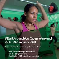 Nuffield Health Chichester Fitness &amp Wellbeing Gym