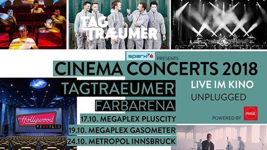 Tagtraeumer Farbarena Hollywood Megaplex Wien Vienna