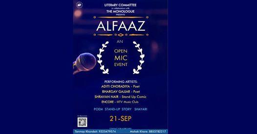 Alfaaz- IIITV