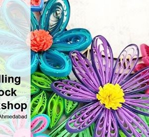Quilling Clock Workshop