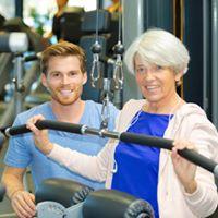 Seniors Week - gym fitness class