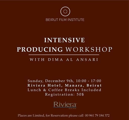 Intensive Producing Workshop