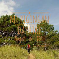 Mt.Pigingan - Dayhike