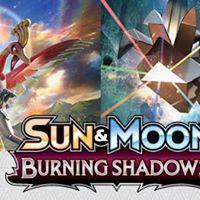 Burning Shadow Prerelease - Stirling Pokemon League