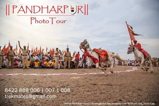 TMI Photography Tour to Pandharpur wari On 14th-15th July18.