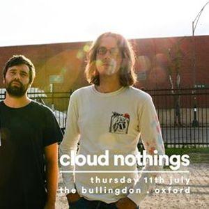 Cloud Nothings & Drahla  Oxford