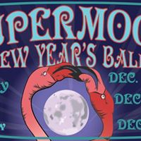 Supermoon New Years Ball